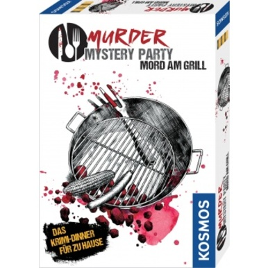 Murder Mystery Party - Mord am Grill |  | Artikelnummer: 4002051695118