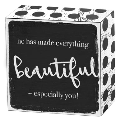 He has made everything beautiful - especially you! | Art Box | Artikelnummer: 50-18-014