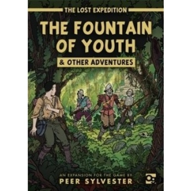 The Lost Expedition: The Fountain of Youth & Other Adventures | Erweiterung | Artikelnummer: 9781472835529