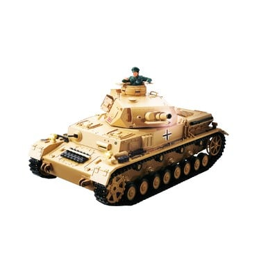 RC-Panzer IV F1, dt. Africacorps  R&S / AMEWI QC Control Edition |  | Artikelnummer: 23065