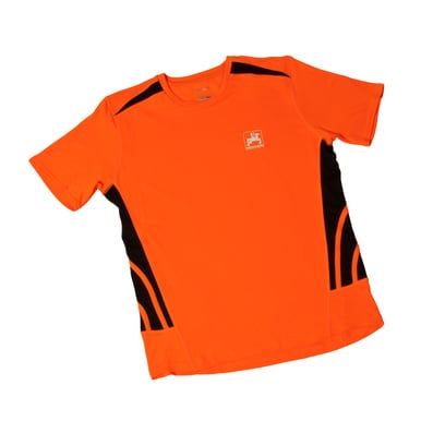 Herren-Sportshirt, orange |  | Artikelnummer: ML414