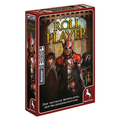 Roll Player |  | Artikelnummer: 4250231716553