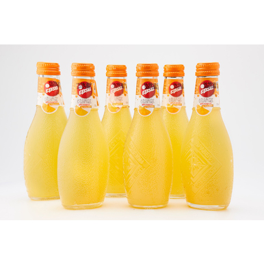 Epsa Orange 6x 232 ml  |  | Artikelnummer: 647