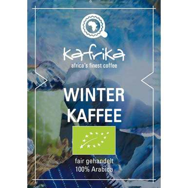 WINTERKAFFEE 1000g Ganze Bohne |  | Artikelnummer: WIN-001-1000-GB