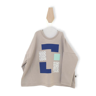 SHARING ROOMS | Sweatshirt | Artikelnummer: 192-S3-5