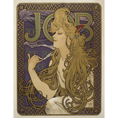 JOB | Advertising Poster 1896 | Artikelnummer: POD-PI-4455-A2S