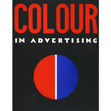 Colour in Advertising |  | Artikelnummer: PODE-KI-14145-951-A1S