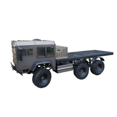 AMXrock Truck Heavy Metal No.6 Scaled Body Metal KIT |  | Artikelnummer: 22166