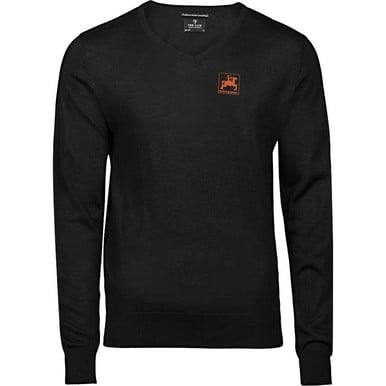 Herren-Business-Strickpullover, anthrazit |  | Artikelnummer: ML945