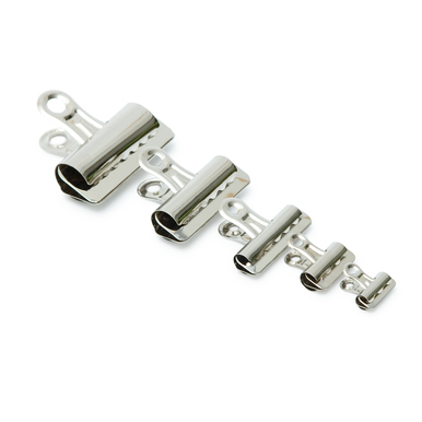 Boston Clip (2 Stück) / Bulldog Clip (2 Clips) | 30 mm | Artikelnummer: 746.030-30mm