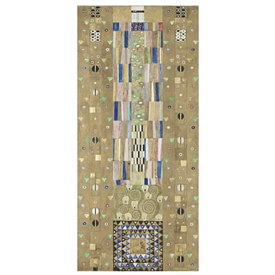 GUSTAV KLIMT The Knight | Stoclet Frieze | Artikelnummer: POD-MAL-227-A3SE