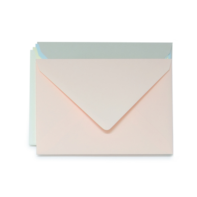 Rivoli C6 Kuverts / C6 Envelopes | Hellblau / Light blue | Artikelnummer: 555.445_C6_blau