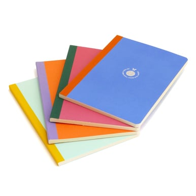 Smartbook Notizbuch Medium / Notebook medium | Blau / Blue | Artikelnummer: flex_m_b