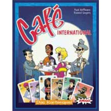 Cafe International - Das Kartenspiel |  | Artikelnummer: 4007396019209