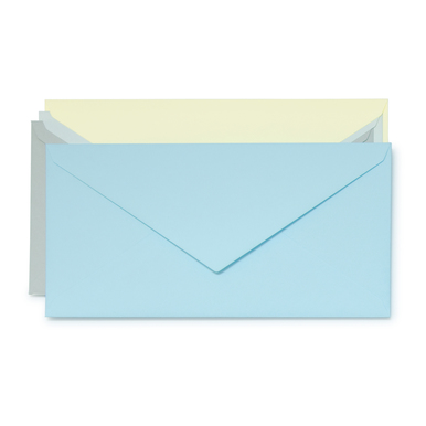 Rivoli DL Kuverts / DL Envelopes  | Weiß / White | Artikelnummer: 555.461_dl_weiss