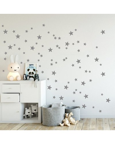 Wandsticker Sterne 90er Mini Mix-Set Kinderzimmer  |  | Artikelnummer: 127043755
