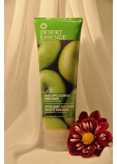 Desert Essence Green Apple & Ginger Conditioner Volumen-Spülung