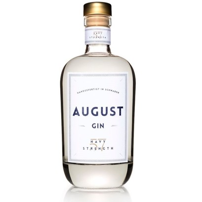 August Gin Navy Strength 57%
