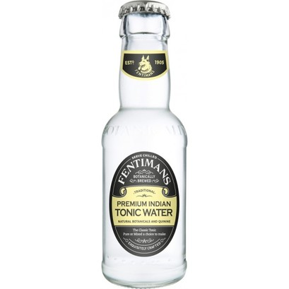 FENTIMANS Premium Indian Tonic Water