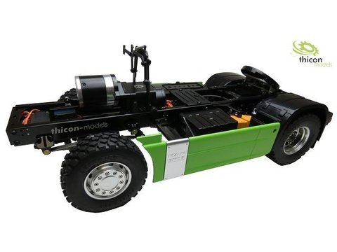 1:14 4x4 thicon-Chassis Bausatz Version 2 | Artikelnummer: 4260432970418