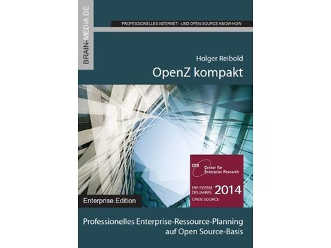 OpenZ kompakt | Professionelles Enterprise-Resource-Planning auf Open Source-Basis | Artikelnummer: 139