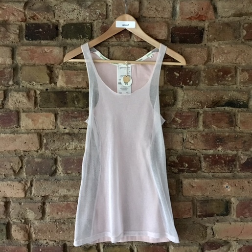 TANK-TOP  | GO LIGHTLY HAZY LAVENDER | Artikelnummer: T22