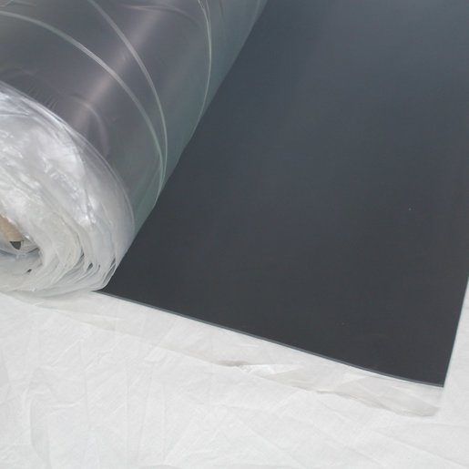 Gummimatte EPDM Semperit E9566 | 1mm | 20 Meter Rolle Made in Europe Ozon UV Witterungsbeständig