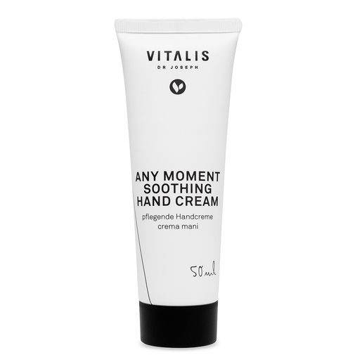 Naturkosmetik Abelbeck VITALIS DrJoseph Any Moment Soothing Hand Cream Handcreme Feuchtigkeitsspendend
