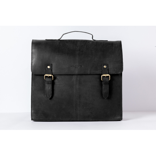 Satchel (M)  | Anthracite-Black | Artikelnummer: HR-SA-1-2_b