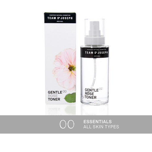 Team DrJoseph Gentle Rose Toner