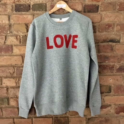 SWEATER | LOVE | Artikelnummer: SW4A