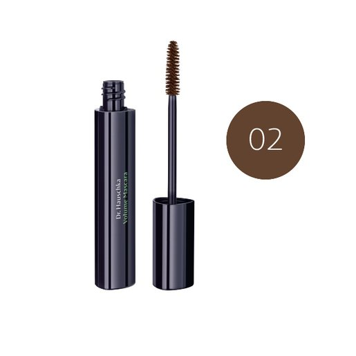 Dr.Hauschka Volume Mascara 02 brown