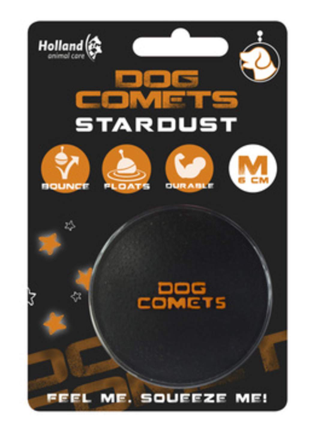 Dog Comets Ball Stardust 6