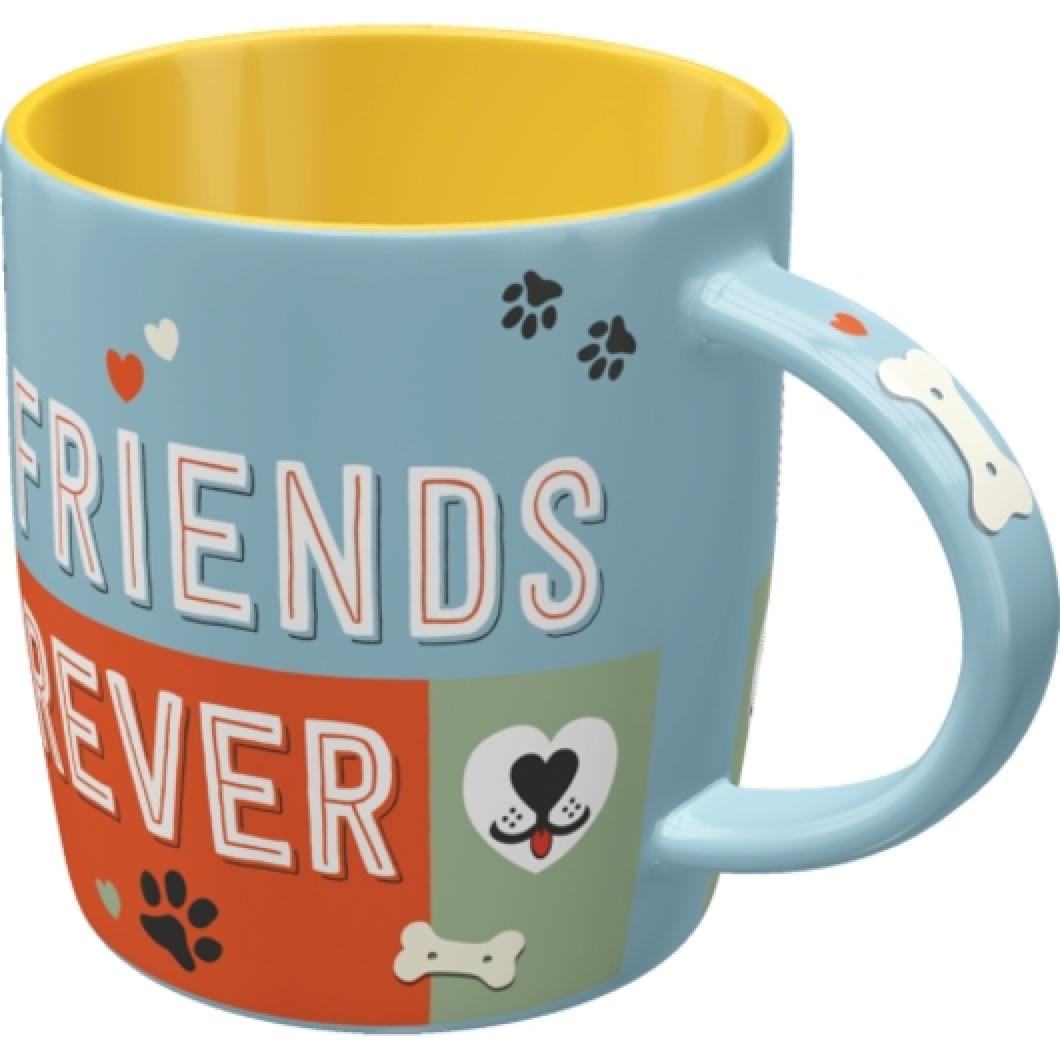 Friends Forever - Tasse