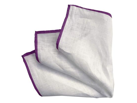 Linen Purple white   | Product code: 3068