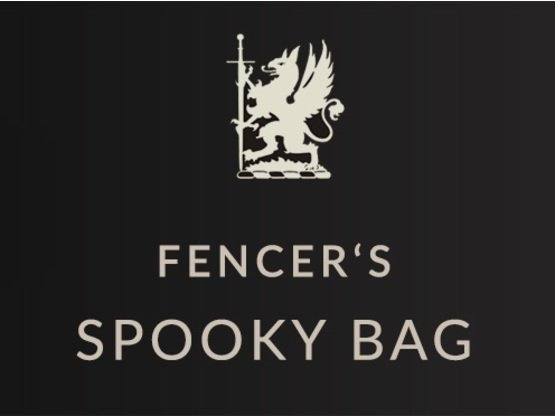 FENCER'S - spooky bag  | erhältlich in L, XL, XXL | Artikelnummer: BAG003
