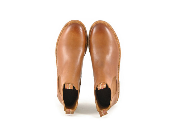 JULIA Cognac | Chelsea Boot. Klassisch. Gut. | Artikelnummer: TORRENT10454000_40