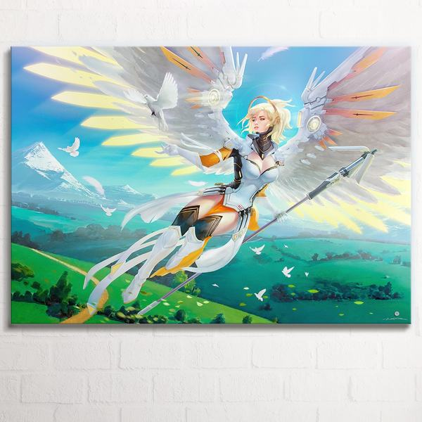 Mercy - Hybrid Wings XL