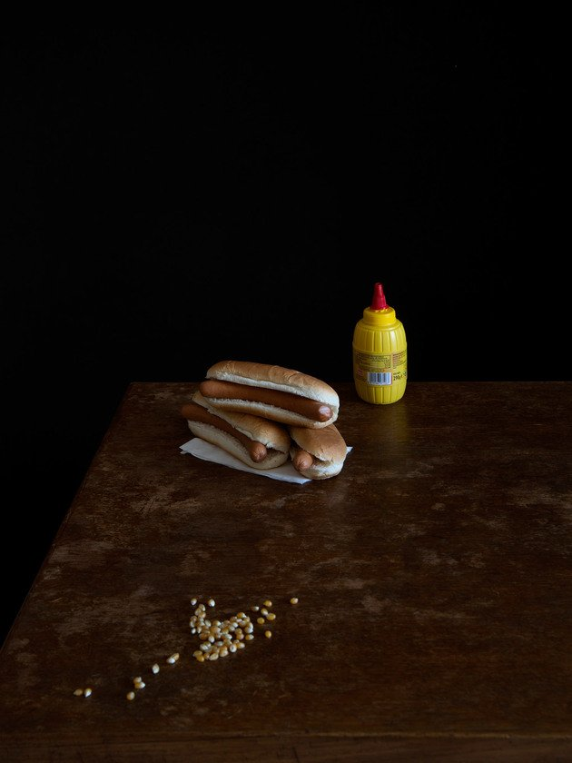 Still Life with Corn, 2014   | Edition 30 | Artikelnummer: VCO_04_60x45FAL_SR1
