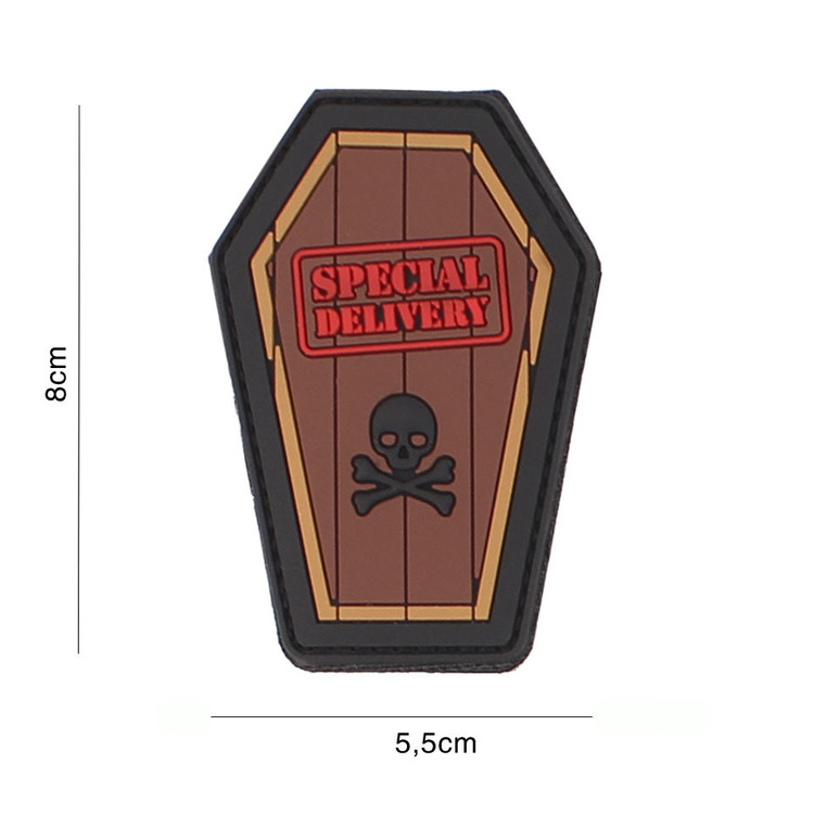 patch special delivery. Black Bedroom Furniture Sets. Home Design Ideas