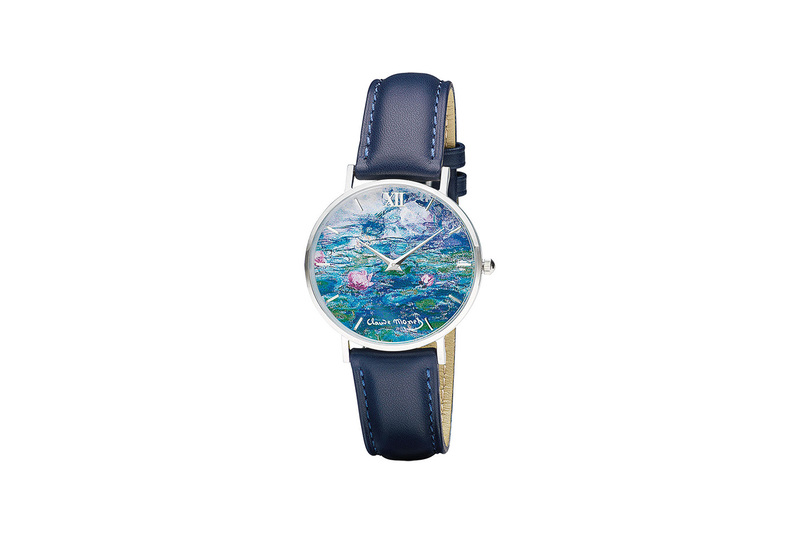 "Künster-Armbanduhr ""Monet - Les Nymphèas"" – Claude Monet"