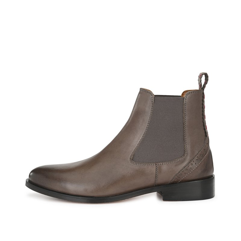 CRICKIT-Chelsea Boot Stiefelette-SUVI Dunkeltaupe