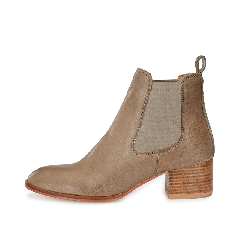 CRICKIT-Chelsea Boot Stiefelette-CHRISTINA Taupe