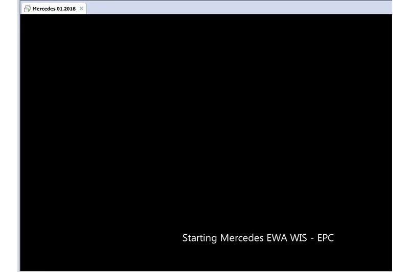 Mercedes/Smart WIS, ASRA, EPC SSL MSS 1986 – 01/2018 - EWA-NET