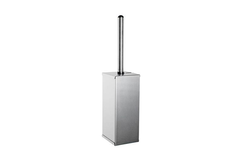 hygolet chromstar steelline wc b rste mit wandhalterung wc b rsten steelline kaufen. Black Bedroom Furniture Sets. Home Design Ideas