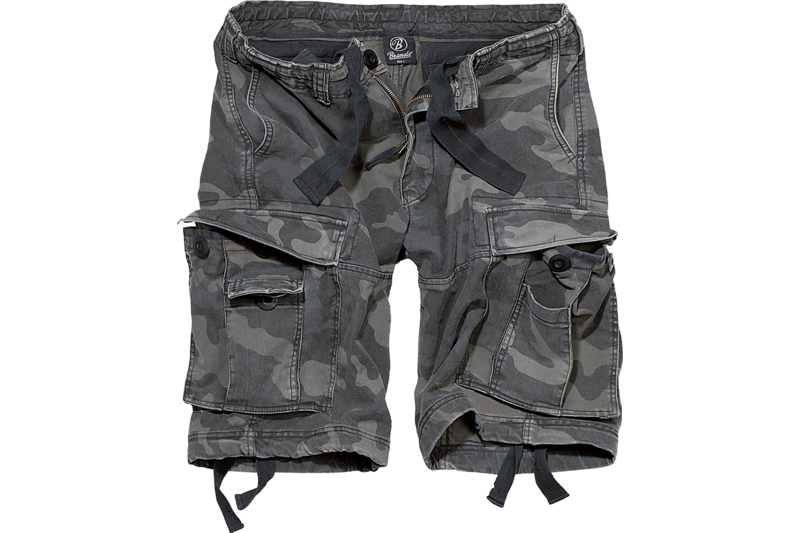 vintage classic cargo short in darkcamo. Black Bedroom Furniture Sets. Home Design Ideas