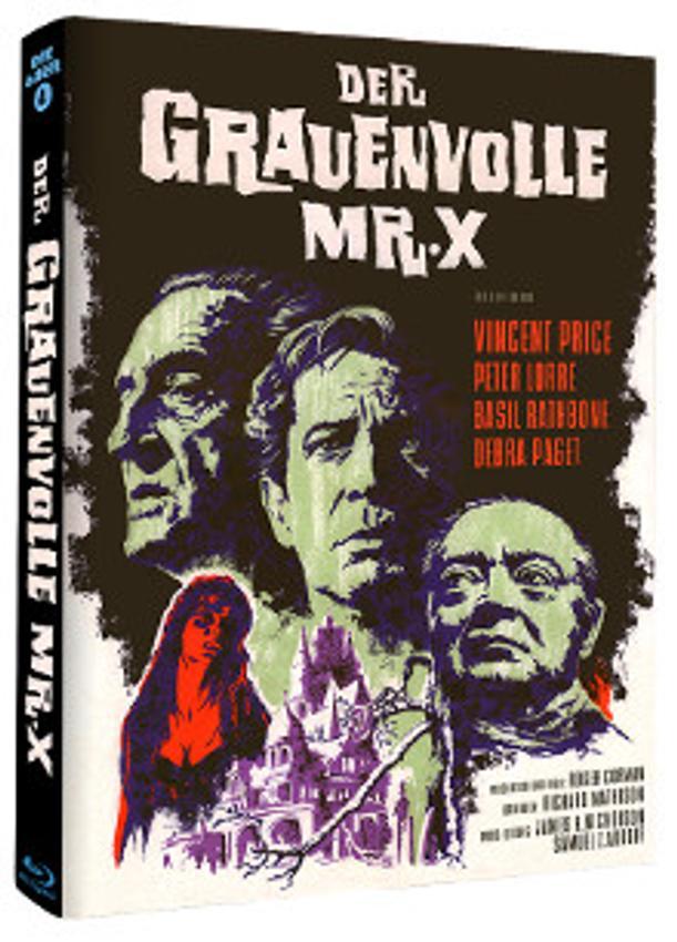 Der Grauenvolle Mr. X