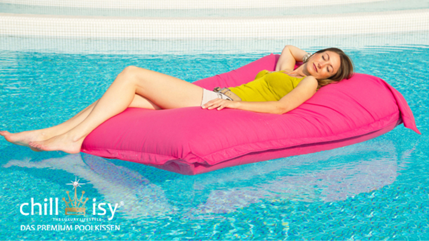 Floating Premium PoolCushion, German Design Award Special 2019 (PK2010) – Floating Cushion