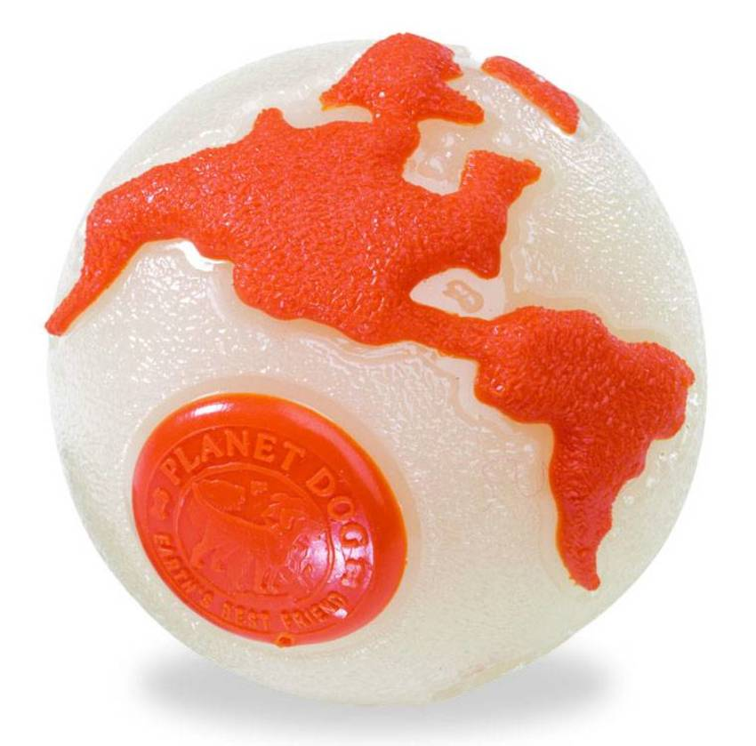 Planet Dog Orbee-Tuff Ball Glow
