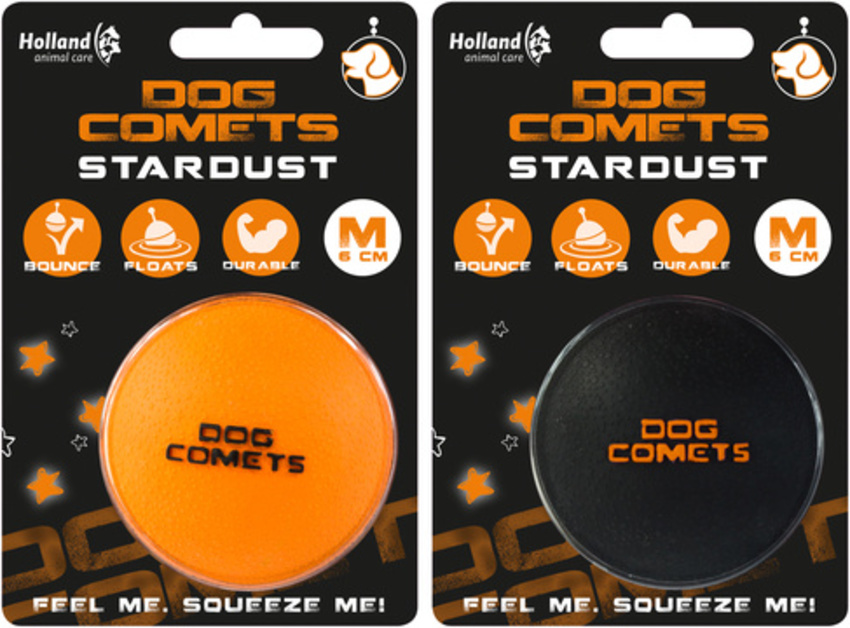 Dog Comets Ball Stardust 4